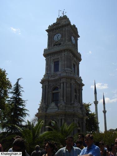 """برج ساعت """"کاباتاش"""" ، از تخته سنگهای عظیم ، یک تکه و تراش خورده ساخته شده!"""