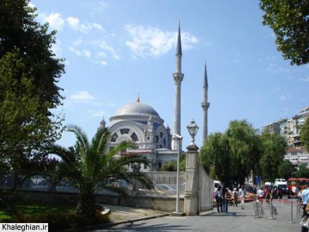 """مسجد """"کاباتاش"""""""